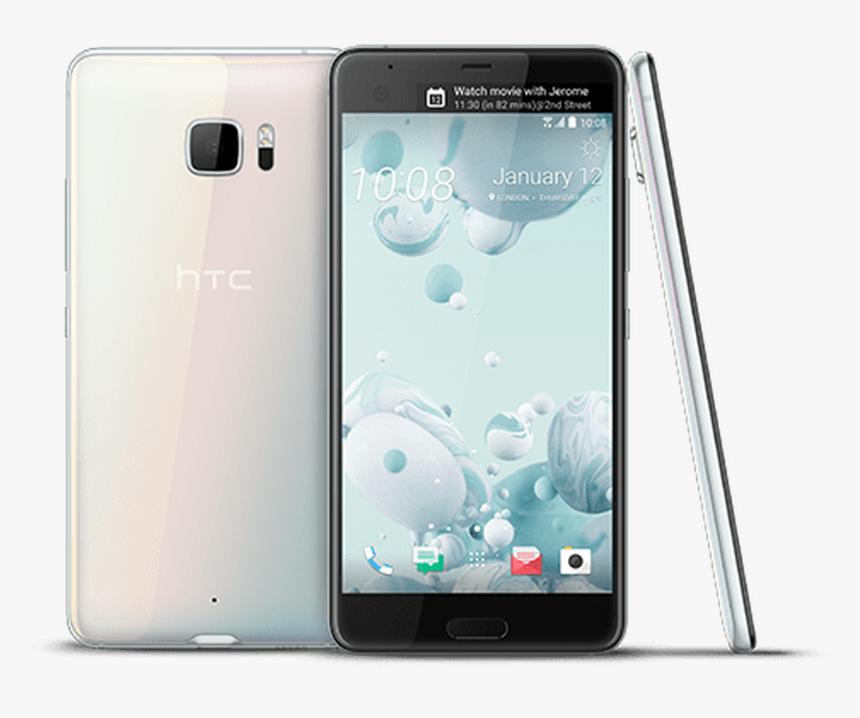 Htc U Ultra Dual Sim White - Htc U Play White, HD Png Download, Free Download