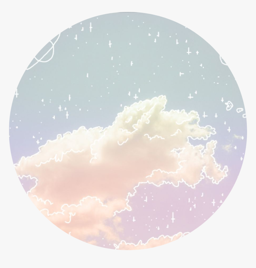 ##tumblr #aesthetic #icon #iconic #icons #circle #polaroid - Cute Pfp Aesthetic, HD Png Download, Free Download