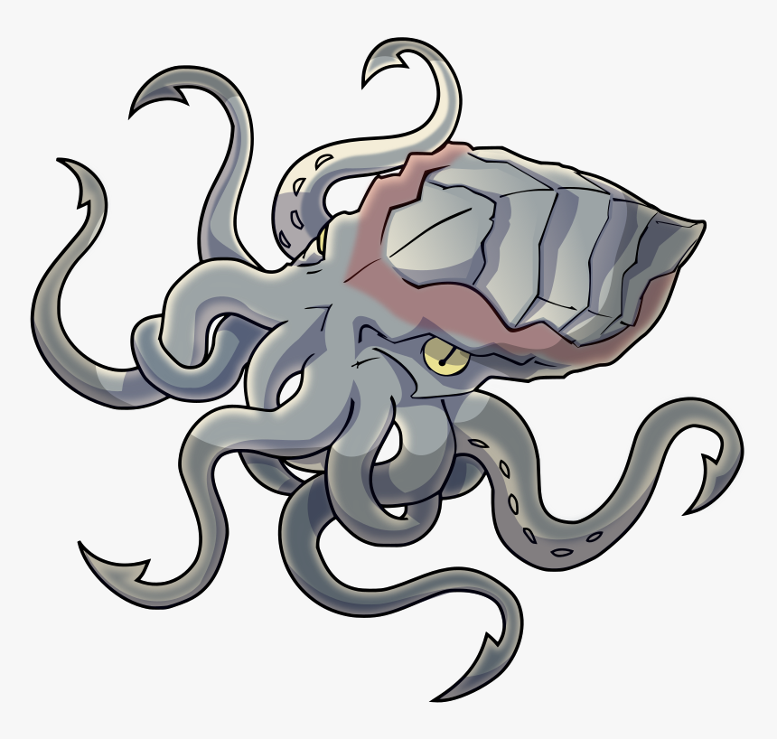 Attack The Tower Kraken - Clipart Kraken, HD Png Download, Free Download