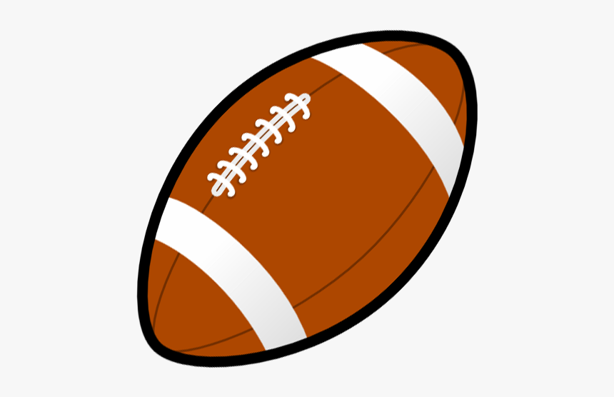 Football Clip Art Football Clipart Hd Png Download Kindpng