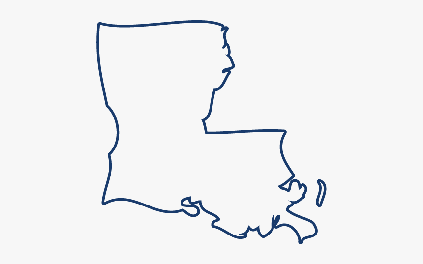 Louisiana Drawing State Transparent Png Clipart Free, Png Download, Free Download