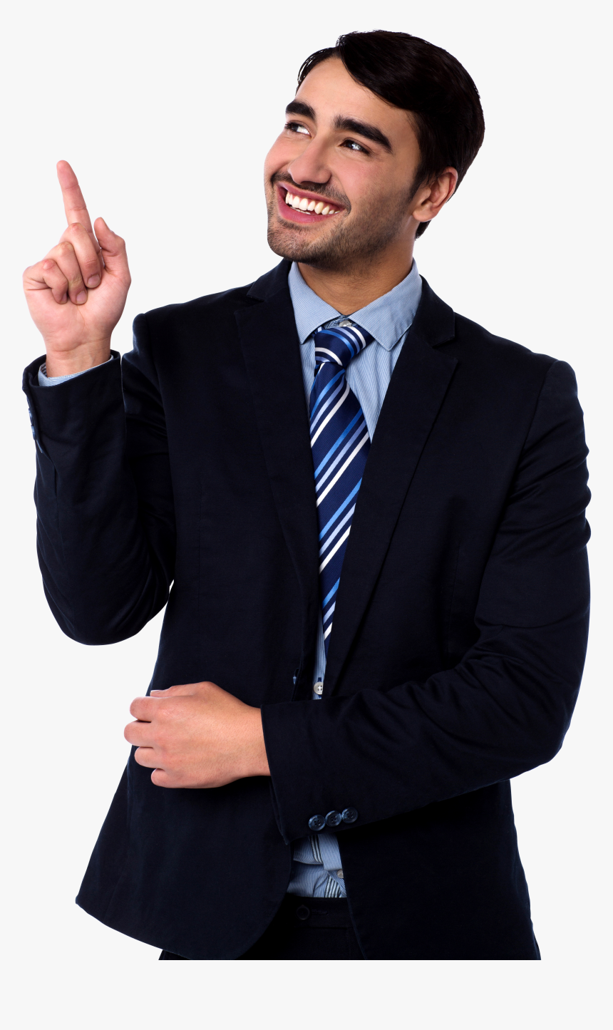 Men Pointing Left Png Background Image, Transparent Png, Free Download