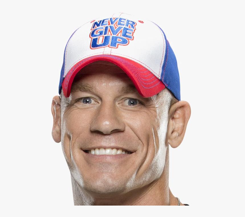 John Cena Head Png Transparent Png Kindpng