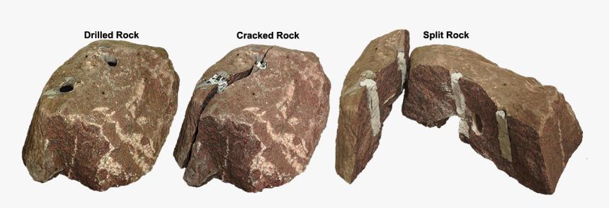 Crack Rock Demolition Demo, HD Png Download, Free Download
