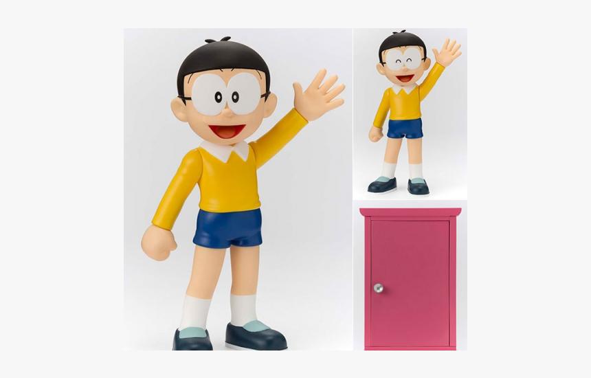 Doraemon Figuarts Zero Nobita - Figuarts Zero Doraemon Nobi Nobita, HD Png Download, Free Download