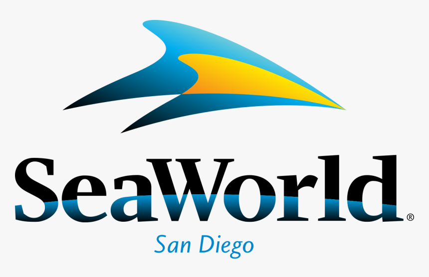 Sea World California Logo, HD Png Download, Free Download