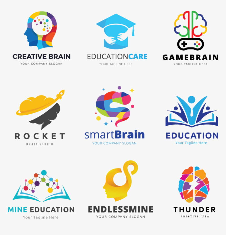 Creative Education Logo Design Hd Png Download Kindpng