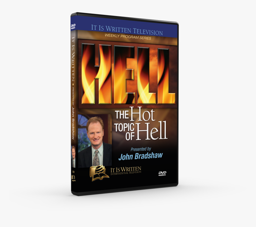 The Hot Topic Of Hell Dvd-0 - The New Age Conspiracy, HD Png Download, Free Download