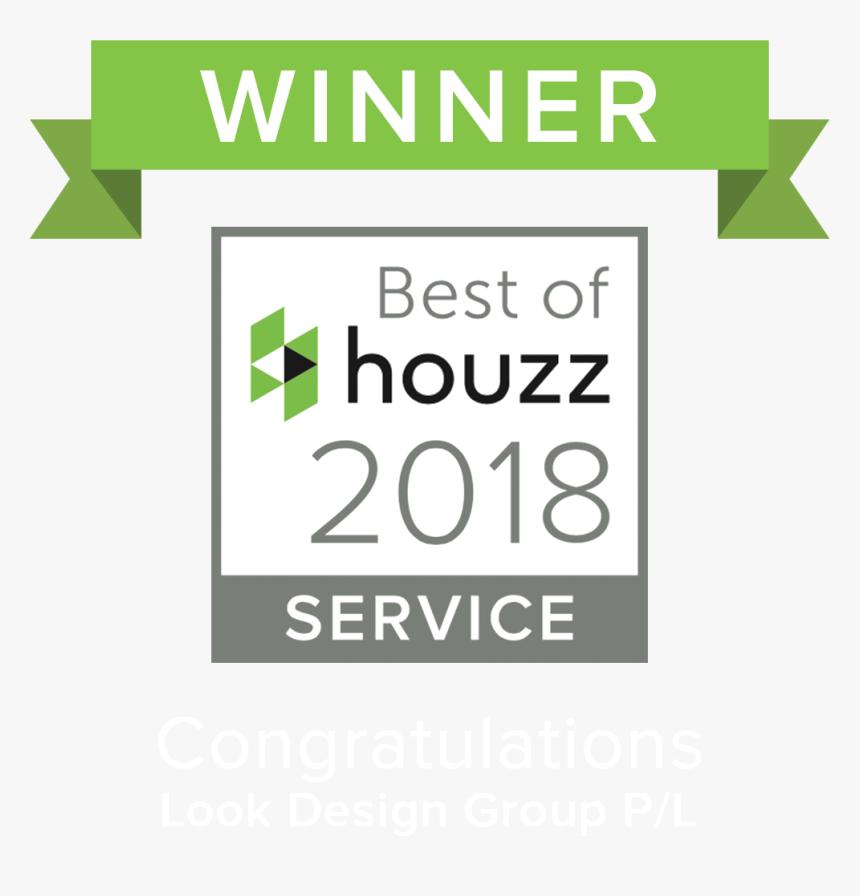 Winner Best Of Houzz 2018, HD Png Download, Free Download