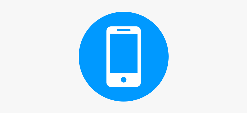 Phone Icon Mobile Phone Hd Png Download Kindpng