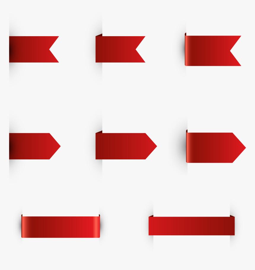 Corner Decorative Ribbons Png Download, Transparent Png, Free Download