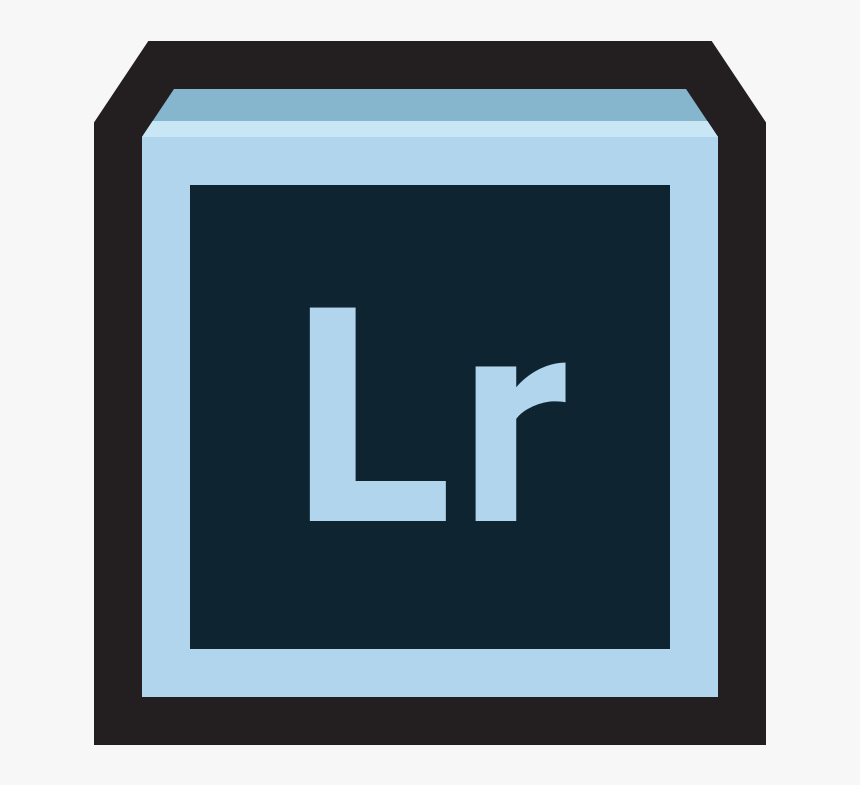 Adobe Lightroom Icon - Photoshop Icon, HD Png Download, Free Download