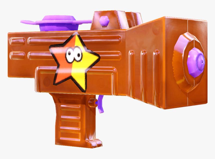 Splatoon Splattershot Jr, HD Png Download, Free Download