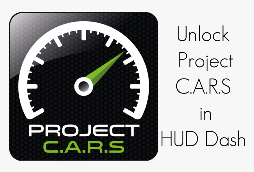 Project Cars Logo Png, Transparent Png, Free Download
