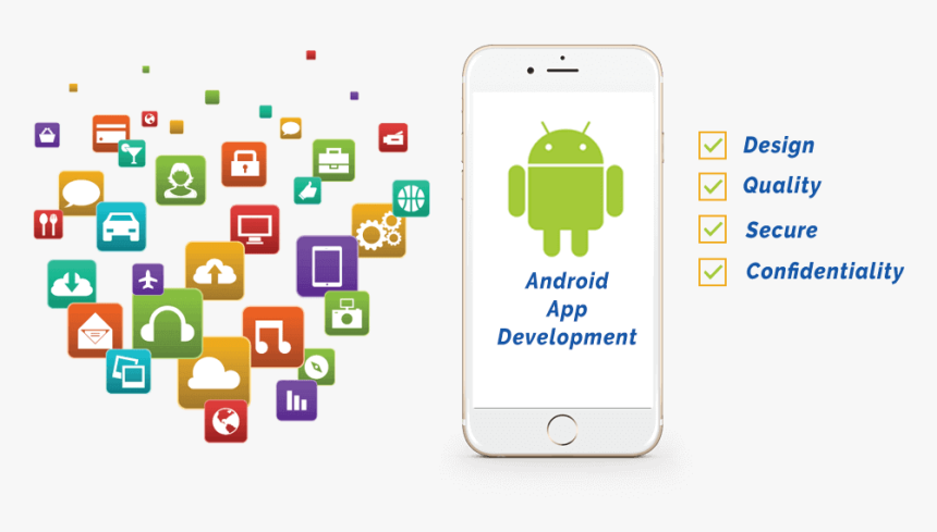 Mobile Applications Usage, HD Png Download, Free Download