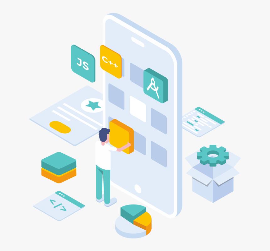 Andro#app Development Services Inner - Native Android App Development Png, Transparent Png, Free Download