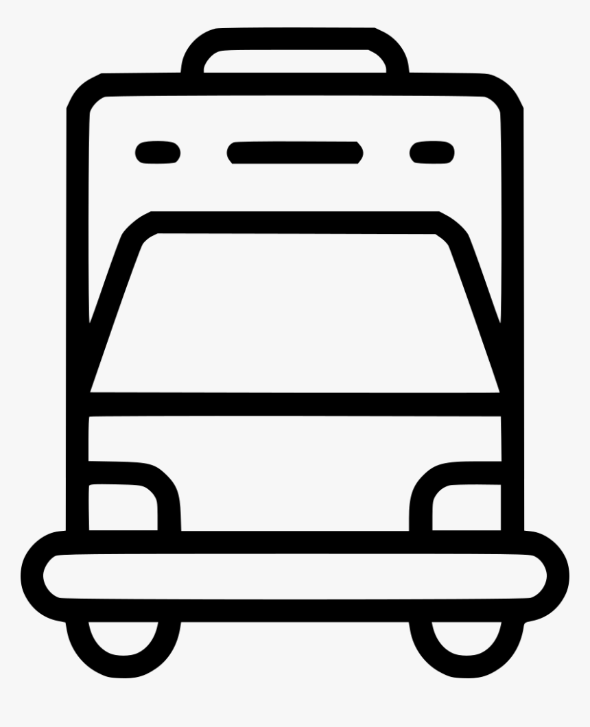 Truck Lorry Wagon Vehicle Traffic Camion - Icon, HD Png Download, Free Download