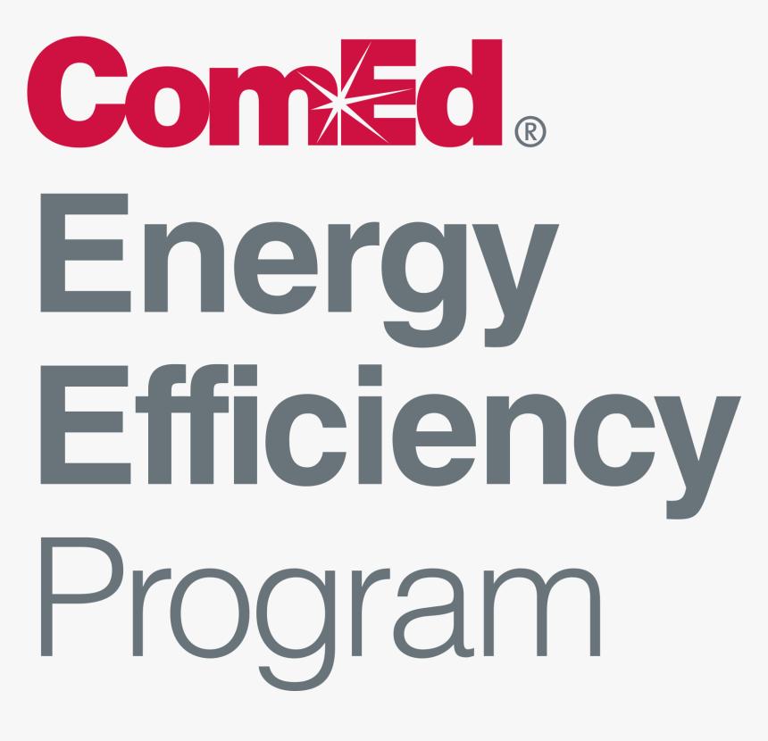 Comed Energy Efficiency Program, HD Png Download, Free Download
