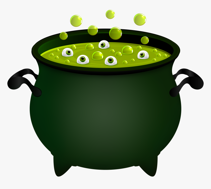 Clip Art Clipart Witches Cauldron, HD Png Download, Free Download