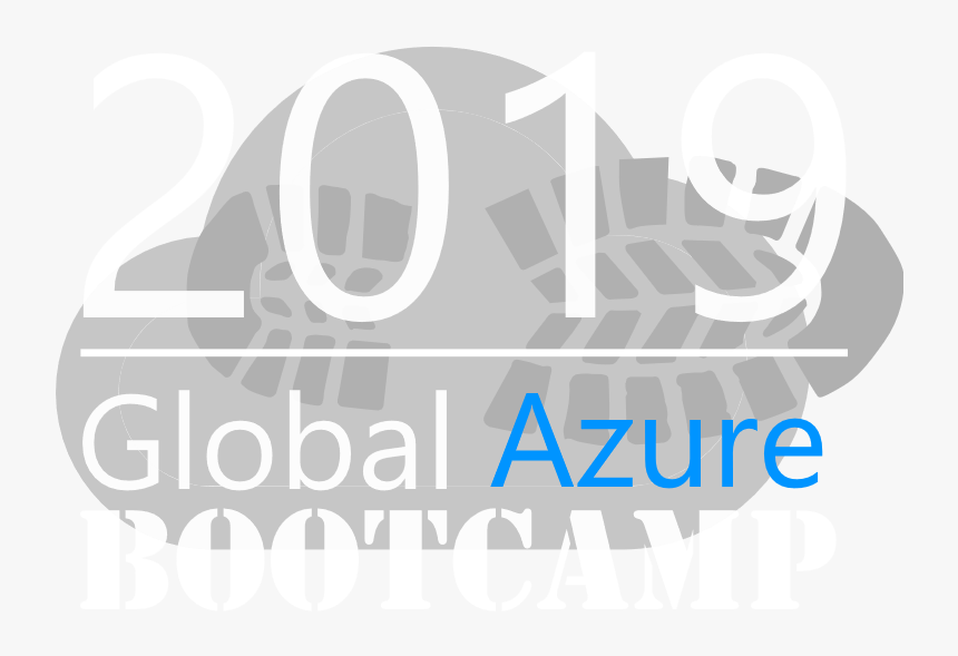 Global Azure Bootcamp 2019, HD Png Download, Free Download