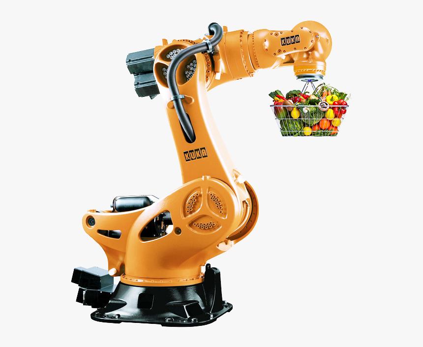 Food Manufacturing Png - Kuka Roboter, Transparent Png, Free Download