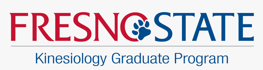 Kinesiology Grad Program Logo - Fresno State Admissions And Recruitment, HD Png Download, Free Download