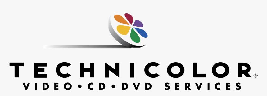 Technicolor Logo Png Transparent - Graphic Design, Png Download, Free Download