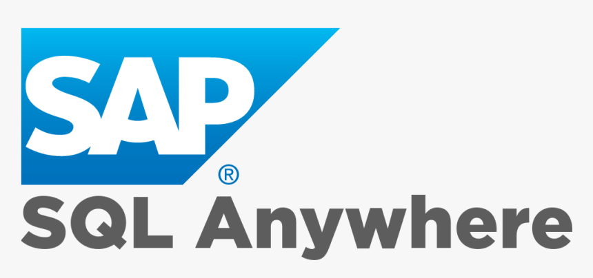 Transparent Sql Png - Sap Sql Anywhere Logo, Png Download, Free Download