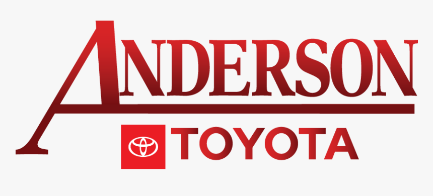 Anderson Toyota - Sign, HD Png Download, Free Download