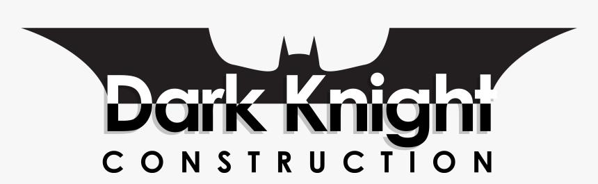 Dark Knight Logo Design, HD Png Download, Free Download