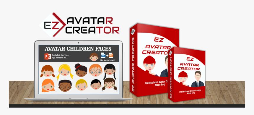 Eza Display Sml - Ez Avatar Creator, HD Png Download, Free Download