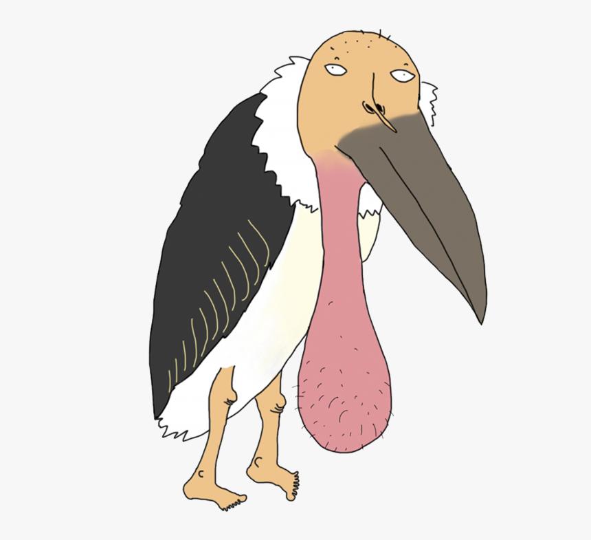 Marabou Stork, HD Png Download, Free Download