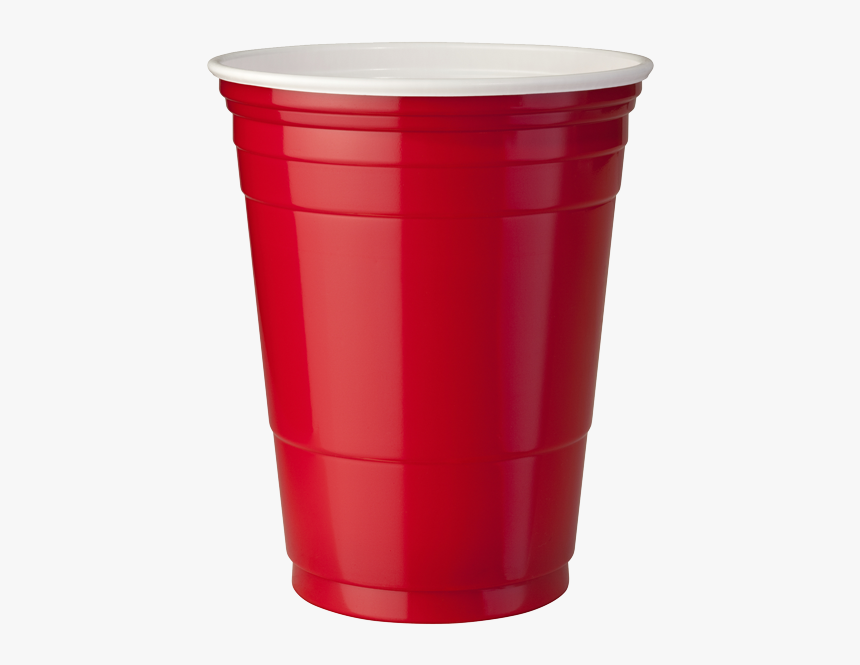 Red Drinking Cup - Red Solo Cup, HD Png Download, Free Download