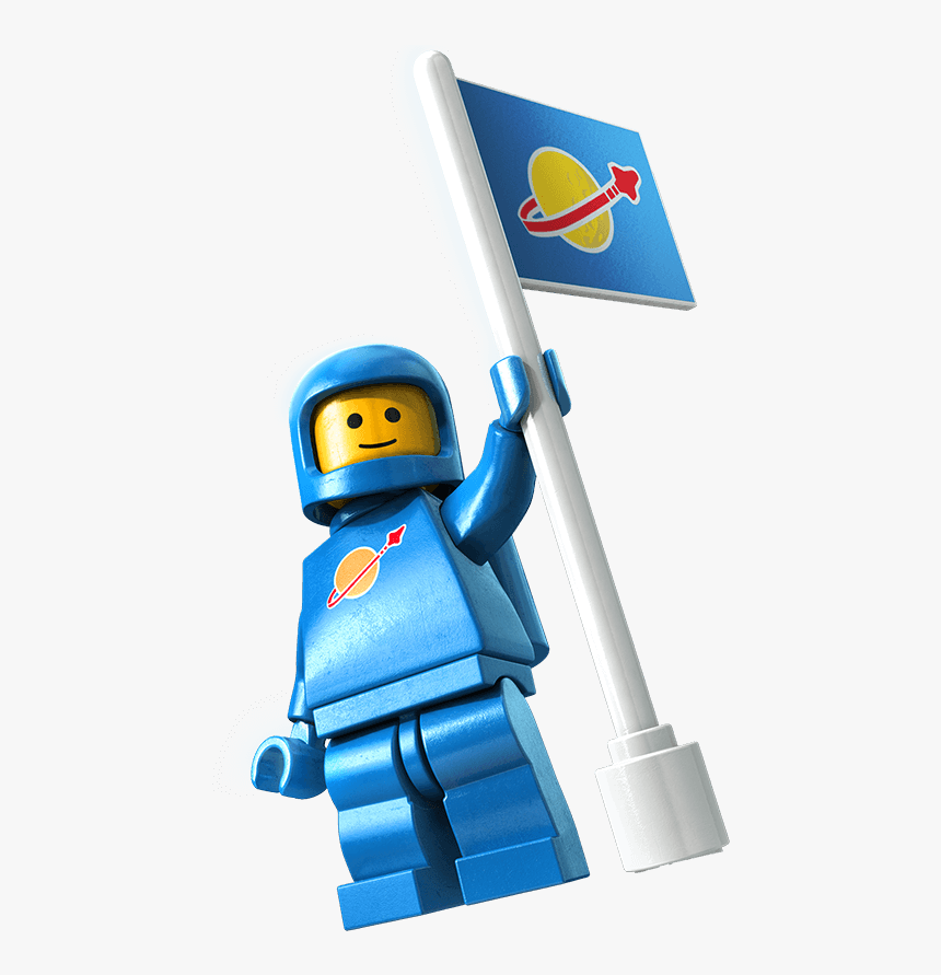 Lego Worlds Classic Space Pack Cover, HD Png Download, Free Download