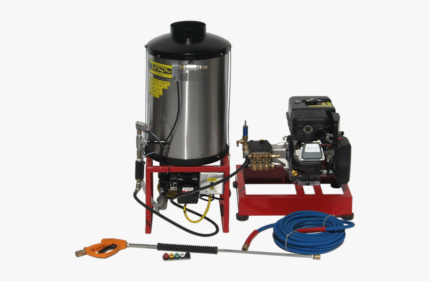 """Shg4-4000 Stationary Hot Water Pressure Washer""""  Class= - Stationary Hot Pressure Washer, HD Png Download, Free Download"""