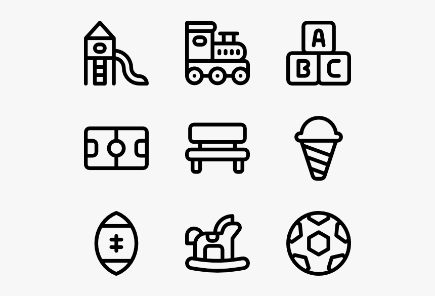 Icons Free Vector - Contact Icons, HD Png Download, Free Download