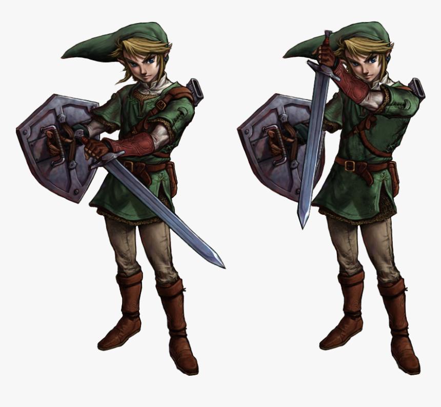 Zelda Twilight Princess Official Art, HD Png Download, Free Download