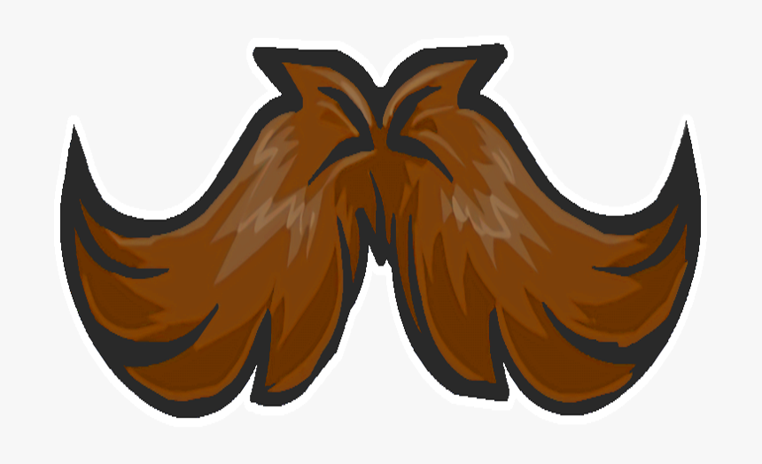 Mustache - Illustration, HD Png Download, Free Download