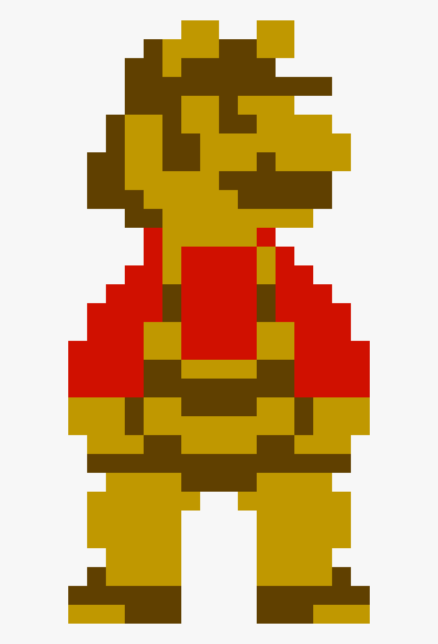 Nes Fire Mario Sprite, HD Png Download, Free Download