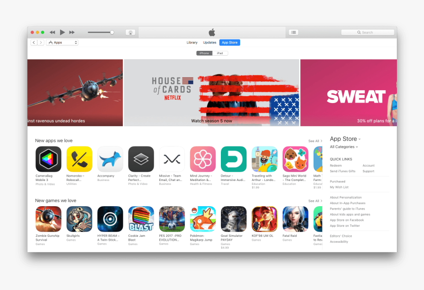 Apple App Store 2017, HD Png Download, Free Download