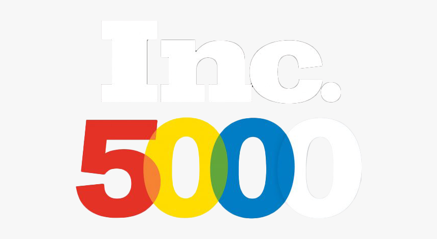 Transparent Inc 5000 Logo Hd Png Download Kindpng