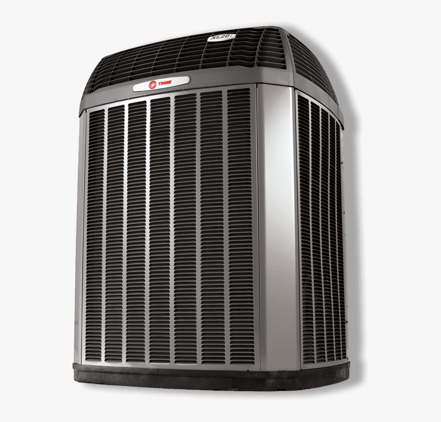 Trane Certified Ac Installation - Trane Air Conditioning Units, HD Png Download, Free Download