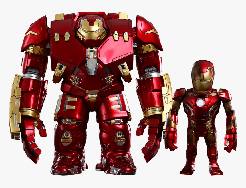Age Of Ultron - Iron Man And Hulkbuster, HD Png Download, Free Download