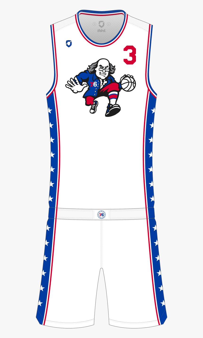 Philadelphia 76ers Alternate - Sixers New, HD Png Download, Free Download