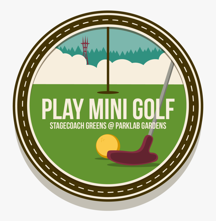 Minigolficon Withsutro 2019 01 - Circle, HD Png Download, Free Download