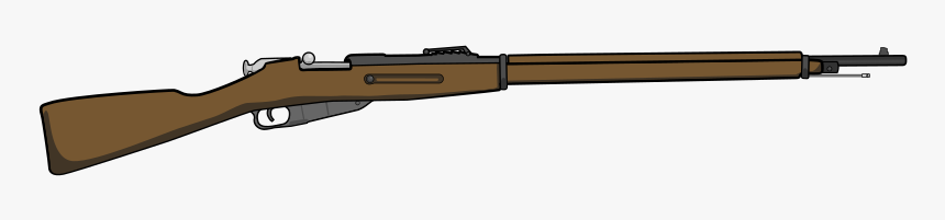 Mosin-nagant - Civil War Guns Clipart, HD Png Download, Free Download
