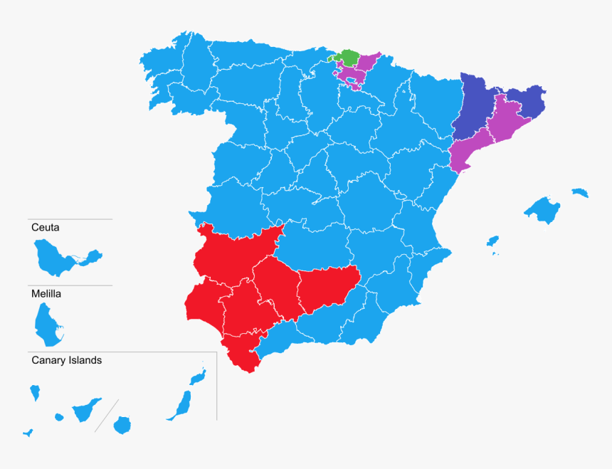 Spanish Election Results 2019, HD Png Download, Free Download