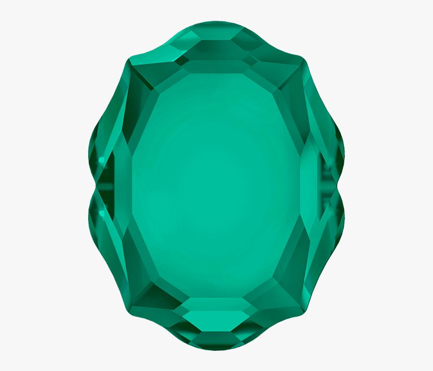 4142 Swarovski® Fancy Stones Baroque Mirror