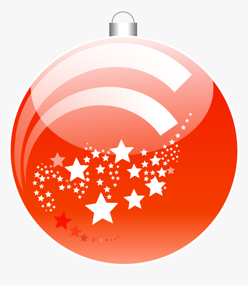 Animated Orange Christmas Tree, HD Png Download, Free Download