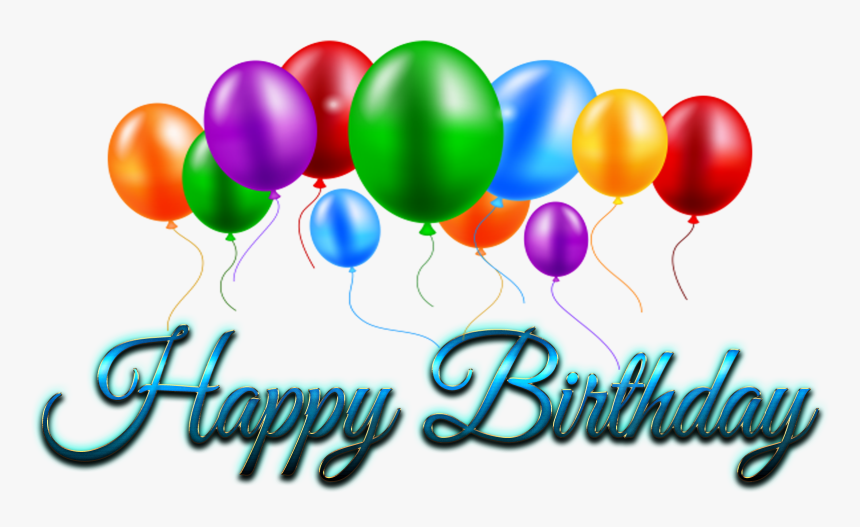 Happy Birthday Hd Png Photos - Happy Birthday Png Image Hd, Transparent Png, Free Download
